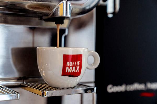 Goede koffie Koffiemax