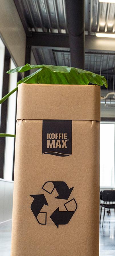 Onze kijk op duurzaamheid Koffiemax