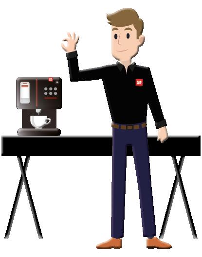 Koffiemax Koffiecare
