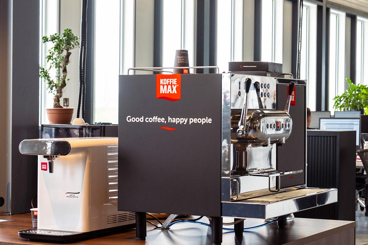 Kom sfeer proeven Koffiemax