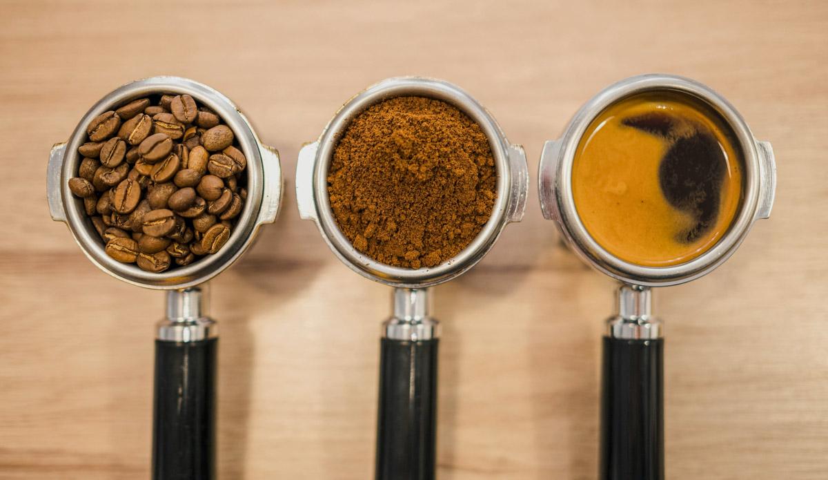 Belangrijkste elementen goede koffie kantoor